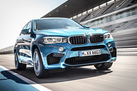 The new BMW X5 M and new BMW X6 M